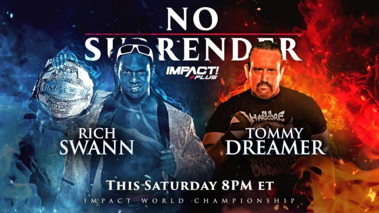 Impact Wrestling No Surrender LIVE Coverage and Results 2.13.21