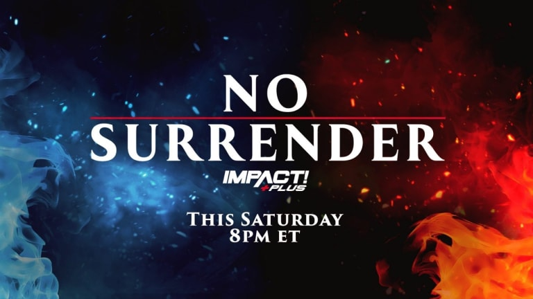 Impact Wrestling No Surrender Preview 2.13.21