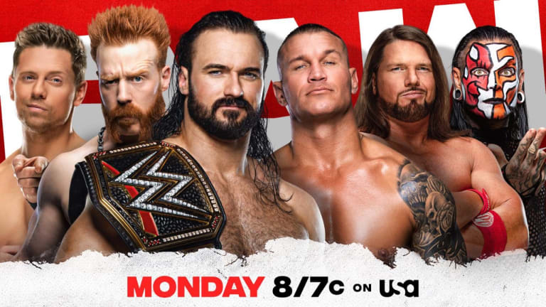 WWE Monday Night RAW Preview 2.15.21