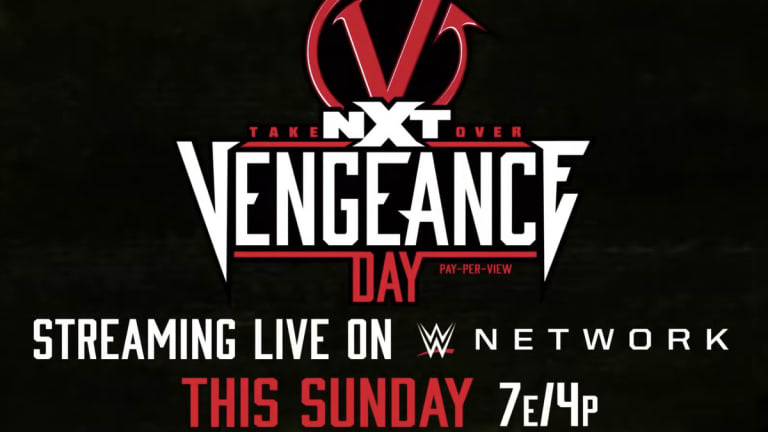 WWE NXT TakeOver: Vengeance Day Predictions