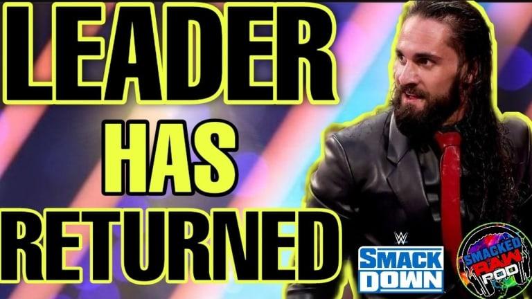 Bianca Needs To Pick Opponent ASAP! Elimination Chamber Match Set! SmackDown Recap Podcast 2/12/21