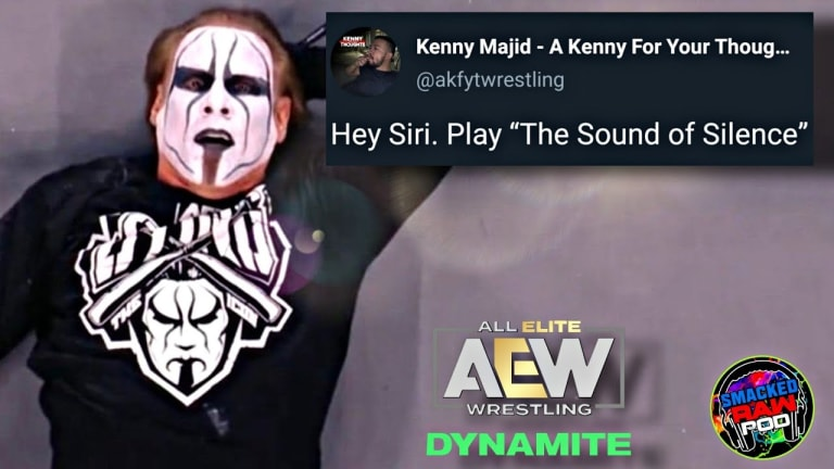 An Explosive Match Announced! Sting Get's Physical! AEW Dynamite Recap Podcast 2/17/21