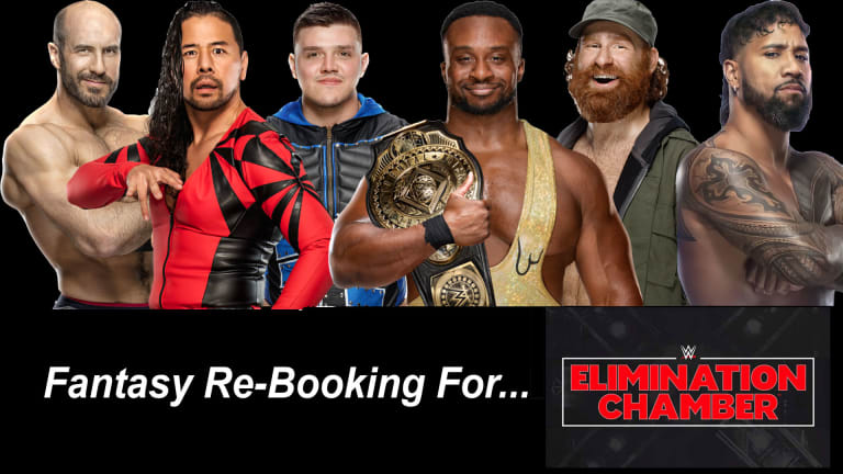 Fantasy Re-Booking the Elimination Chamber