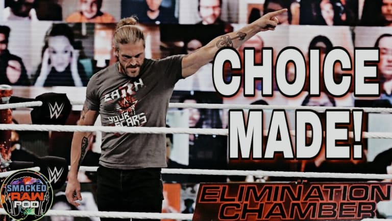 New Champ?! WWE Elimination Chamber Recap Podcast 2/21/21