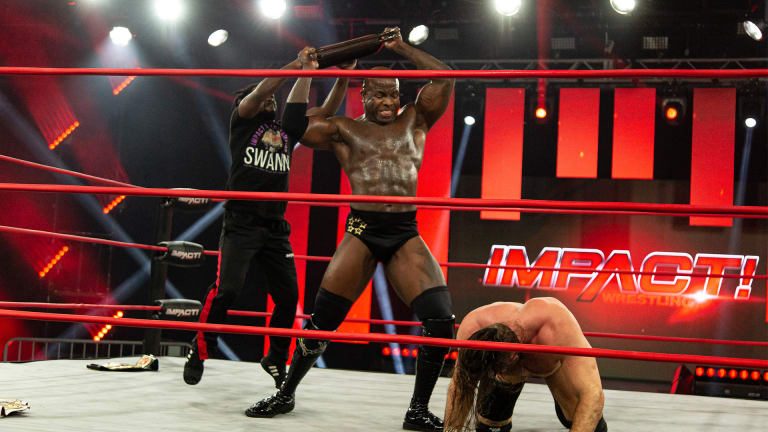 Impact Wrestling Results and Recap 2.23.21
