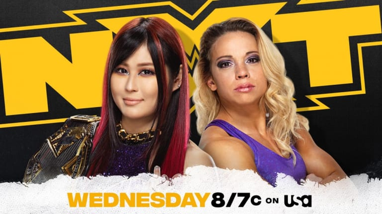WWE NXT Preview 2.24.21