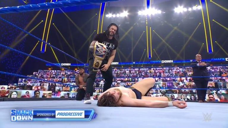 WWE Friday Night SmackDown Recap (2/26/21)
