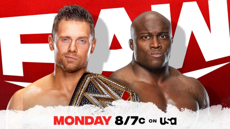 WWE Monday Night RAW Preview 3.1.21