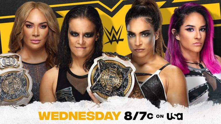 WWE NXT Preview 3.3.21