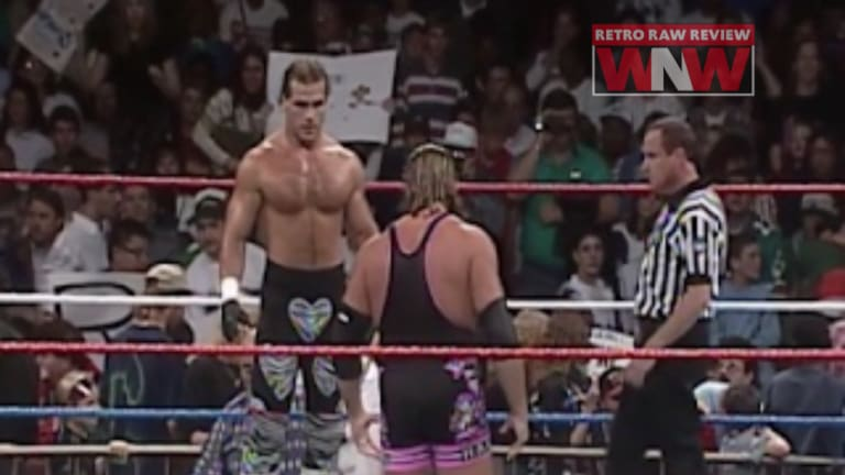 WNW Retro Review First Watch RAW November 20th, 1995