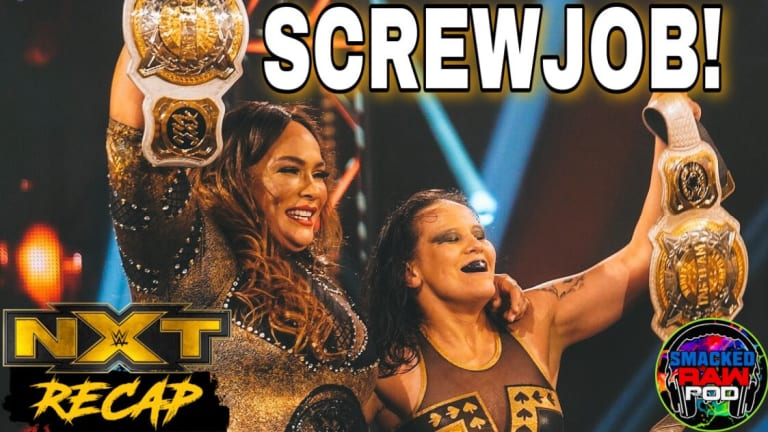 Tag Team Screwed!? & Takeover Worthy Main Event! NXT Recap Podcast 3/3/21