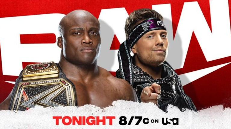 WWE Monday Night RAW Live Coverage (3/8/21)