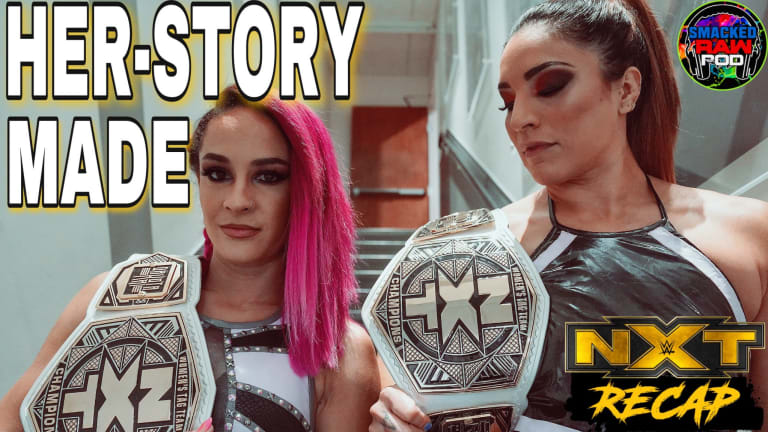 Takeover Worthy Title Matches! NXT Recap Podcast 3/10/21
