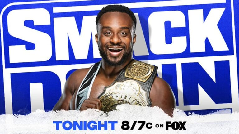 WWE Friday Night SmackDown Live Coverage (3/12/21)