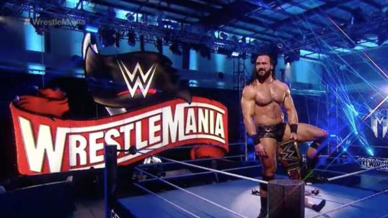 Drew McIntyre on Having His Wrestlemania Moment Taken Away from Him, Lashley, More Inclusion in WWE & Vaccinations   Spectrum Sports 360 & Living The Gimmick Podcast