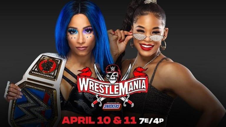 Did WWE Just Refuse to Book Bianca Belair vs Sasha Banks Well?