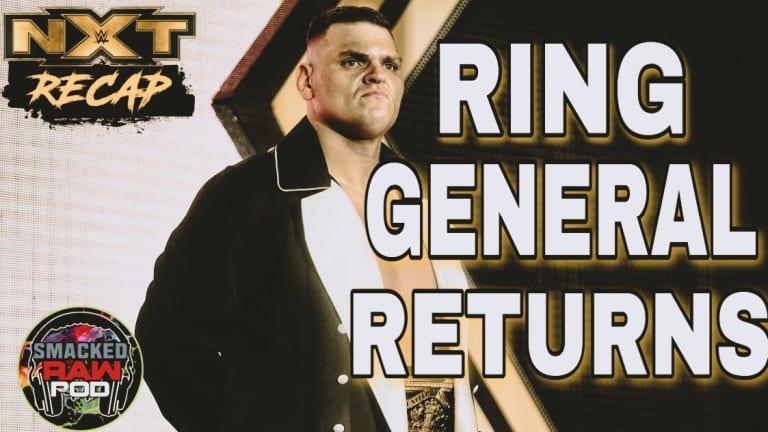Arrests, Returns & Beatdowns?! NXT Recap Podcast 3/17/21