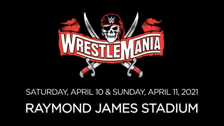 WrestleMania 37 Card and WrestleMania Meet and Greets