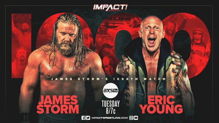 Impact Wrestling Preview 3.30.21
