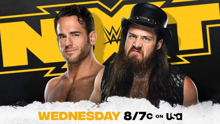 WWE NXT TakeOver: Stand and Deliver Go Home Show Preview 3.31.21