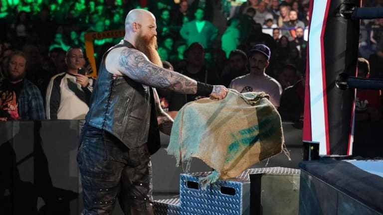 What Exactly is Erick Rowan Hiding?
