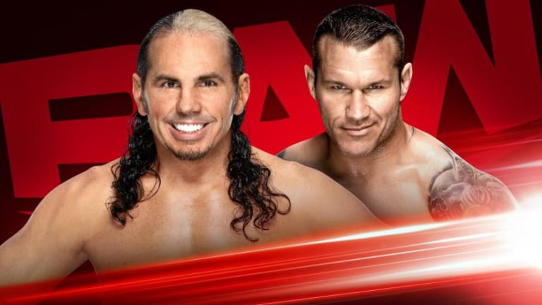 No Holds Barred Match Announced For RAW