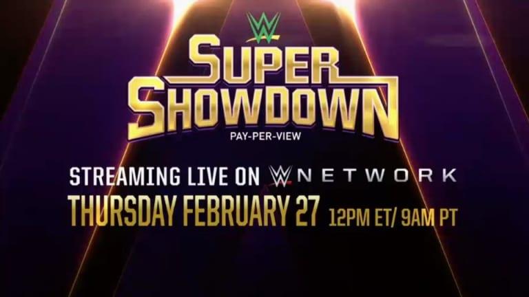 WWE Super Showdown Staff Picks