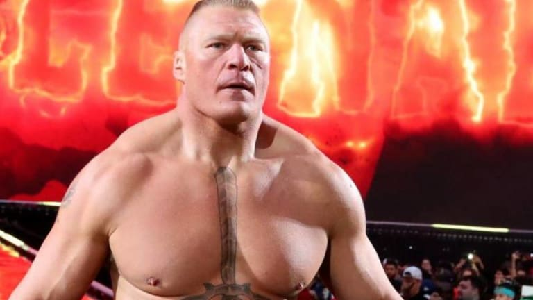 WWE's Most Underrated - Brock Lesnar