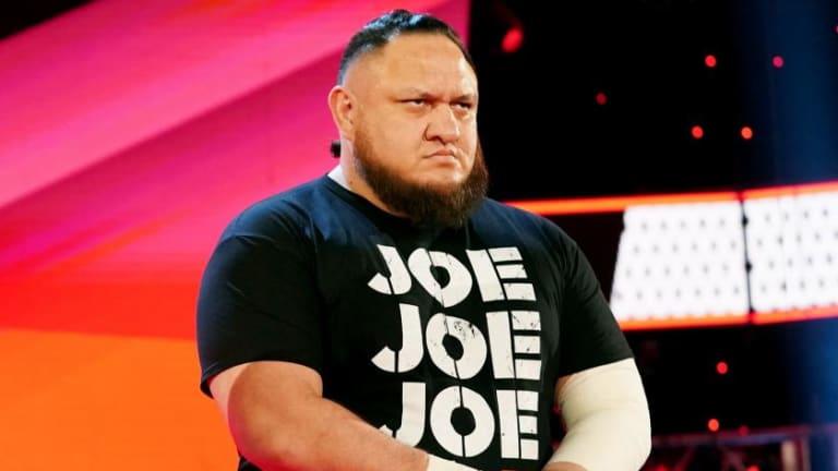 Samoa Joe Suspended By WWE
