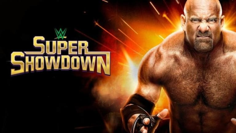 WWE Super Showdown Live Results and Coverage