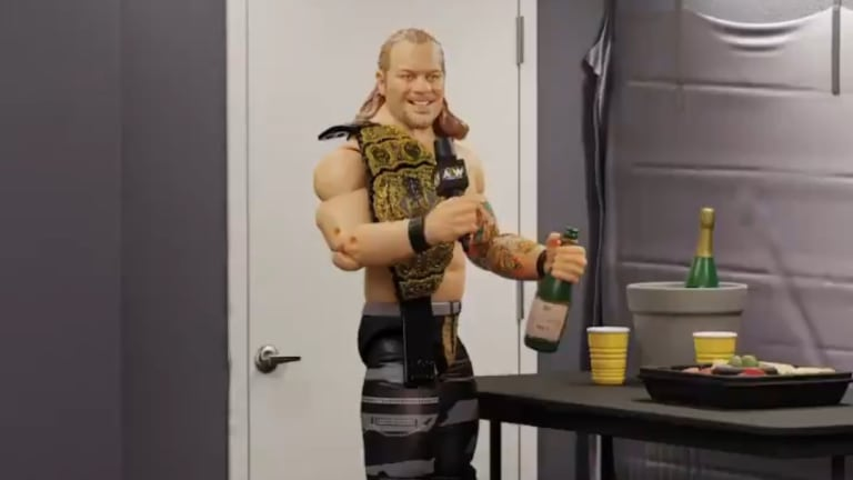 AEW Action Figure Q&A With Exclusive Chris Jericho Figure Image