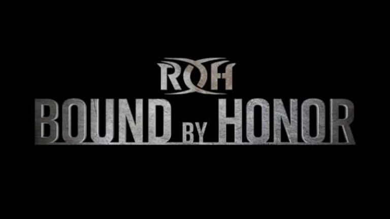 Ring Of Honor Bound By Honor Results