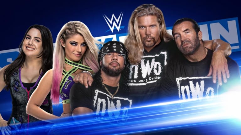 WWE Smackdown Preview & Live Coverage: Go Home Show For Elimination Chamber 2020