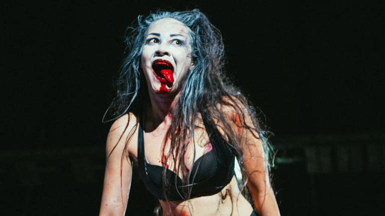 Su Yung, The Undead Bride, Is A Free Agent.