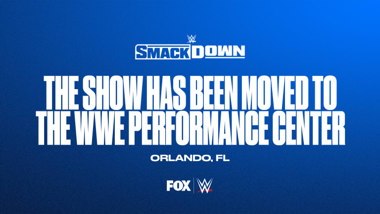Smackdown Live Coverage: Live From The Performance Center