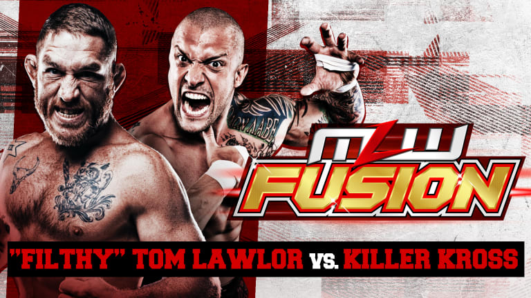 MLW Fusion #101: Tom Lawlor vs. Killer Kross