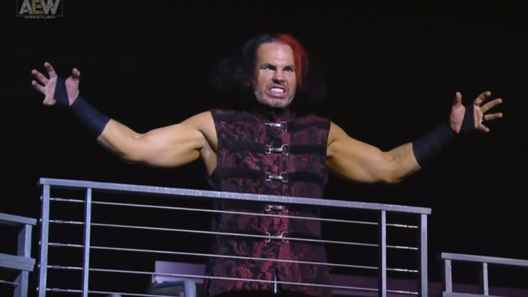 Matt Hardy Is All DELETE