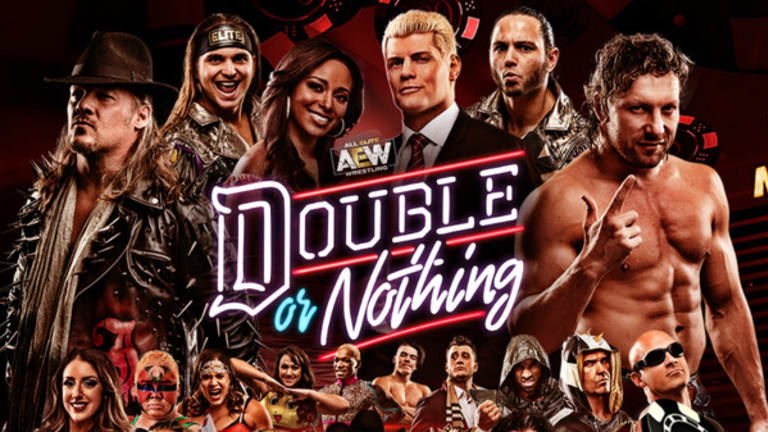 AEW Double or Nothing Venue Listing Reveals Potential Timeline for Holding Events Again