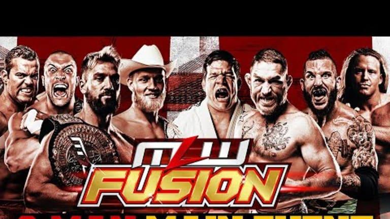 MLW Fusion #102: Von Erichs, Killer Kross & Davey Boy Smith vs. Team Filthy Results