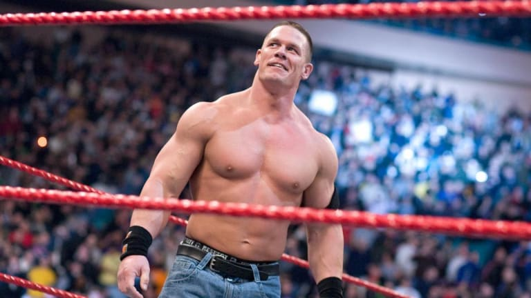 Superstars Who Were Put Over By John Cena
