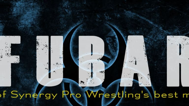 Synergy Pro Wrestling Fubar - The Best of Synergy