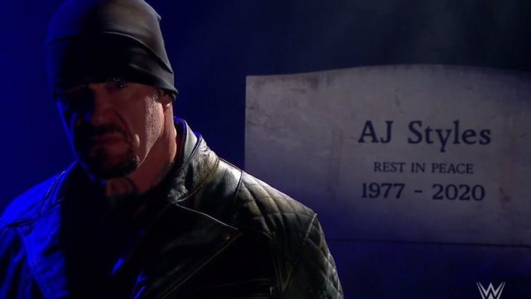 Who Could Be The Undertaker's Unholy Trinity?
