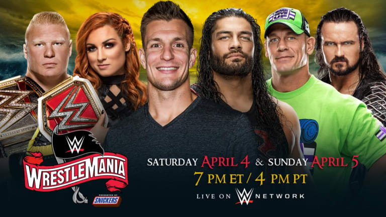 WrestleMania 36 Night Two: Preview, Live Coverage, & Results