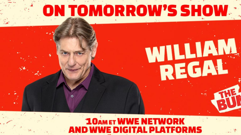 NXT GM William Regal To Appear On WWE's The Bump