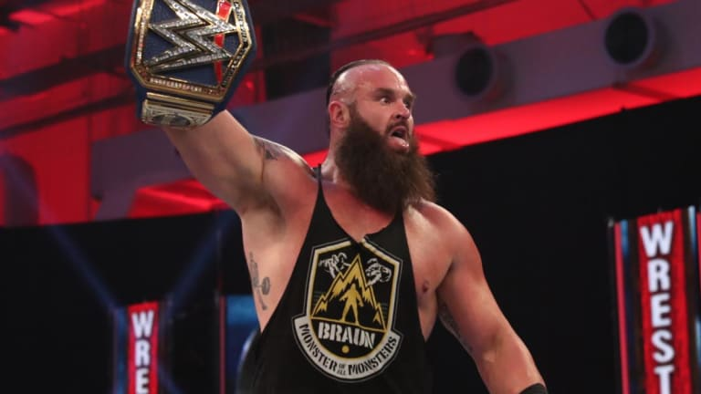 """Who's Ready to """"GET THESE HANDS?"""" 5 Potential Opponents for Braun Strowman and the Universal Championship"""