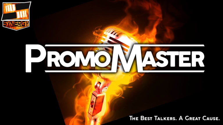 Exclusive News: Synergy Pro Wrestling Features PromoMaster Event For Good Cause