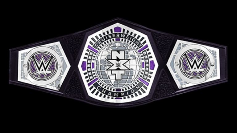 Breaking Down The Interim NXT Cruiserweight Championship Tournament