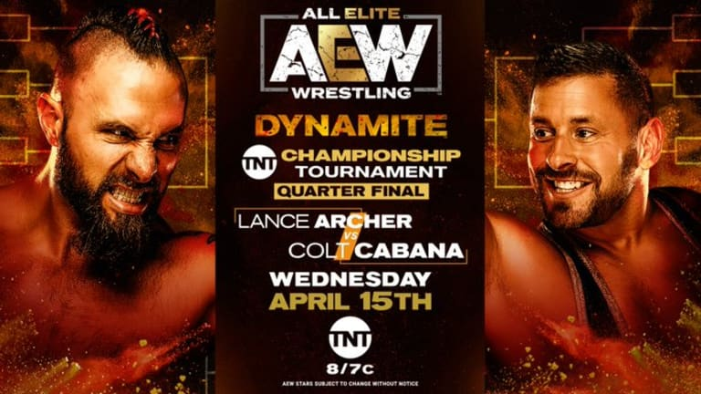 AEW Live Dynamite Coverage for 4/15/20