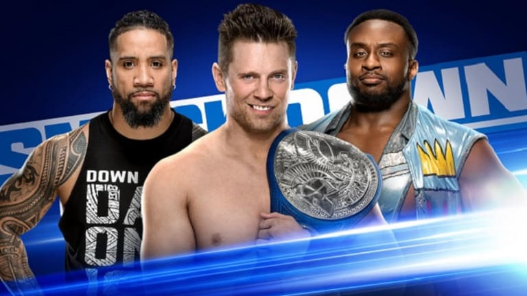 WWE Smackdown 04-17-20 Live Coverage, Results, Reaction & Grades