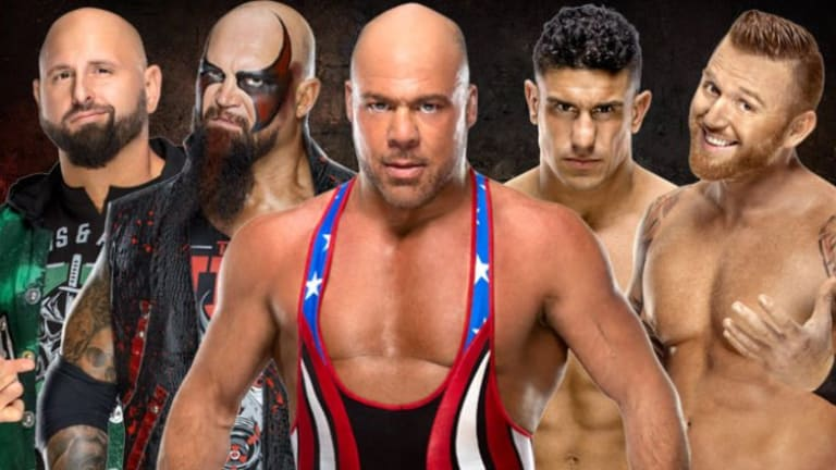 Predicting Where Recently Cut WWE Stars Will Land